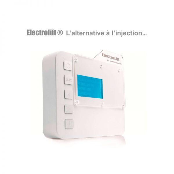 6 SEANCES D'ELECTROLIFT + 6 SEANCES ERGOLIFT